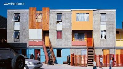 Viviendas del Proyecto Elemental Chile