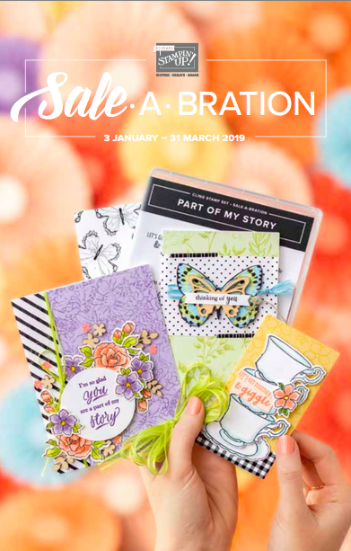 New SALE-A-BRATION Catalogue