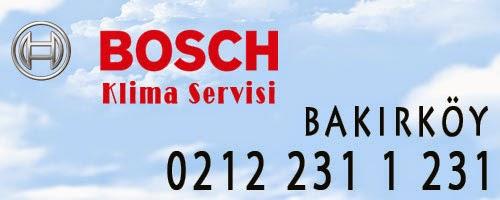 Bosch Bakırköy Klima Bakımı