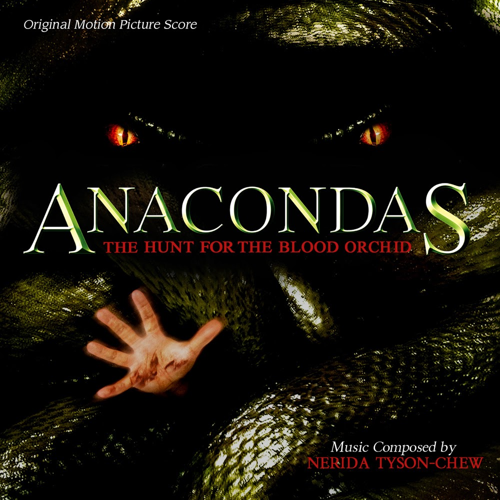 Anacondas - The Hunt for the Blood Orchid