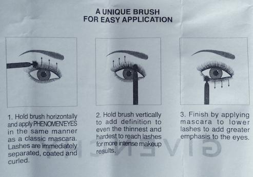 Phenomen Eyes Mascara photos