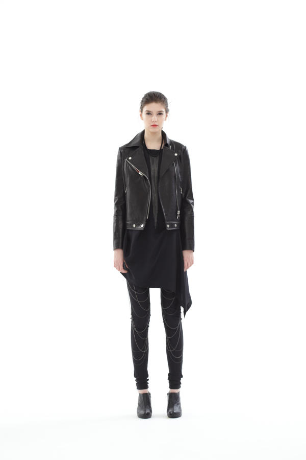 The Stylish Butterfly: Must have little Leather Jackets
