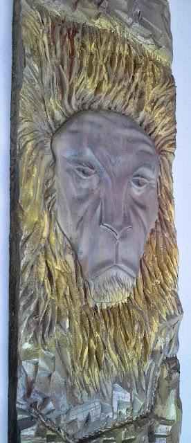 arte com madeira