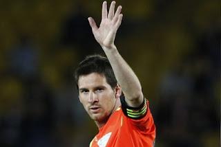 Resultado Amigos de Messi Vs Resto del Mundo