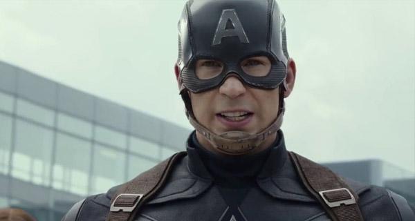 """primer tráiler de """"Capitán América: Civil War"""""""