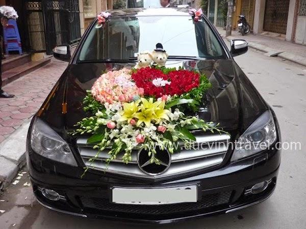 dịch vụ cho thuê xe cưới tại hà nội xe chất lượng