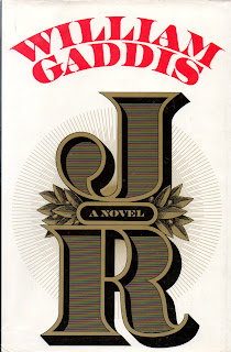 J R by William Gaddis
