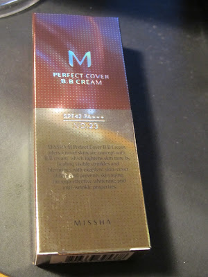 Missha -Perfect Cover B.B Cream- En vente sur Ebay.ca