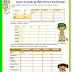 Classificação de palavras quanto ao numero de silabas