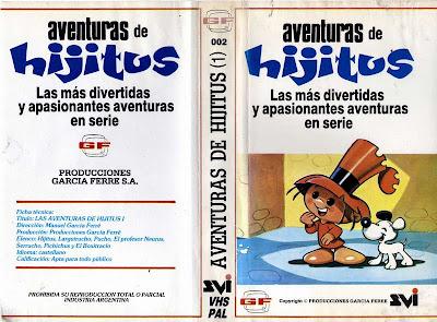 Aventuras de Hijitus García Ferré