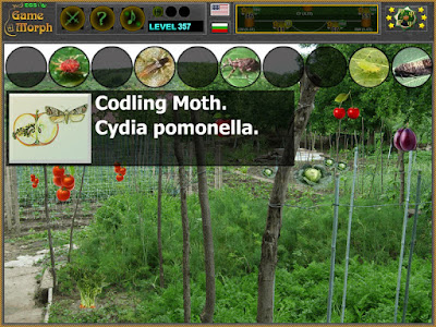 Crop Pests Game Screenshot