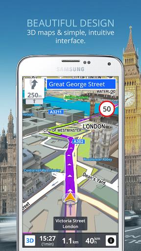 Sygic gps navigation v15 0 4 maps download apk for Architecte 3d ultimate 2015 v17 6 crack
