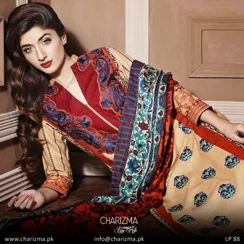Charizma Eid Collection 2014