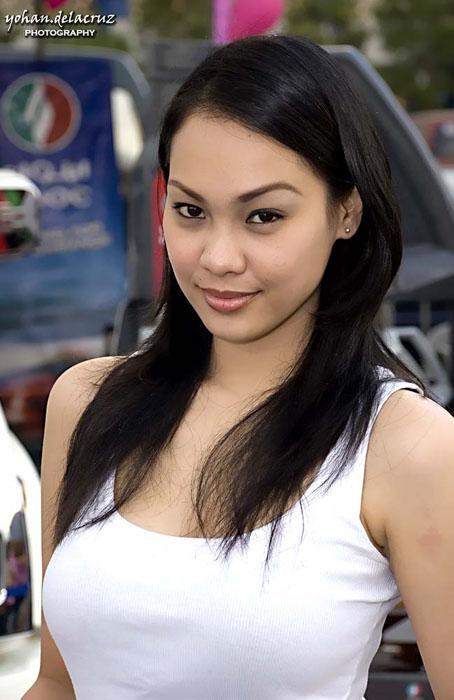 model seksi cewek filipina carla bianca   foto dan