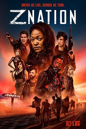Série Z Nation - 5ª Temporada Legendada 2018 Torrent