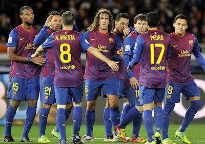 Al Sadd 0 - 4 Barcelona (2)