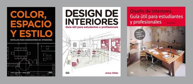 libros de dise o interior y arquitectura recursos On libro diseño interiores