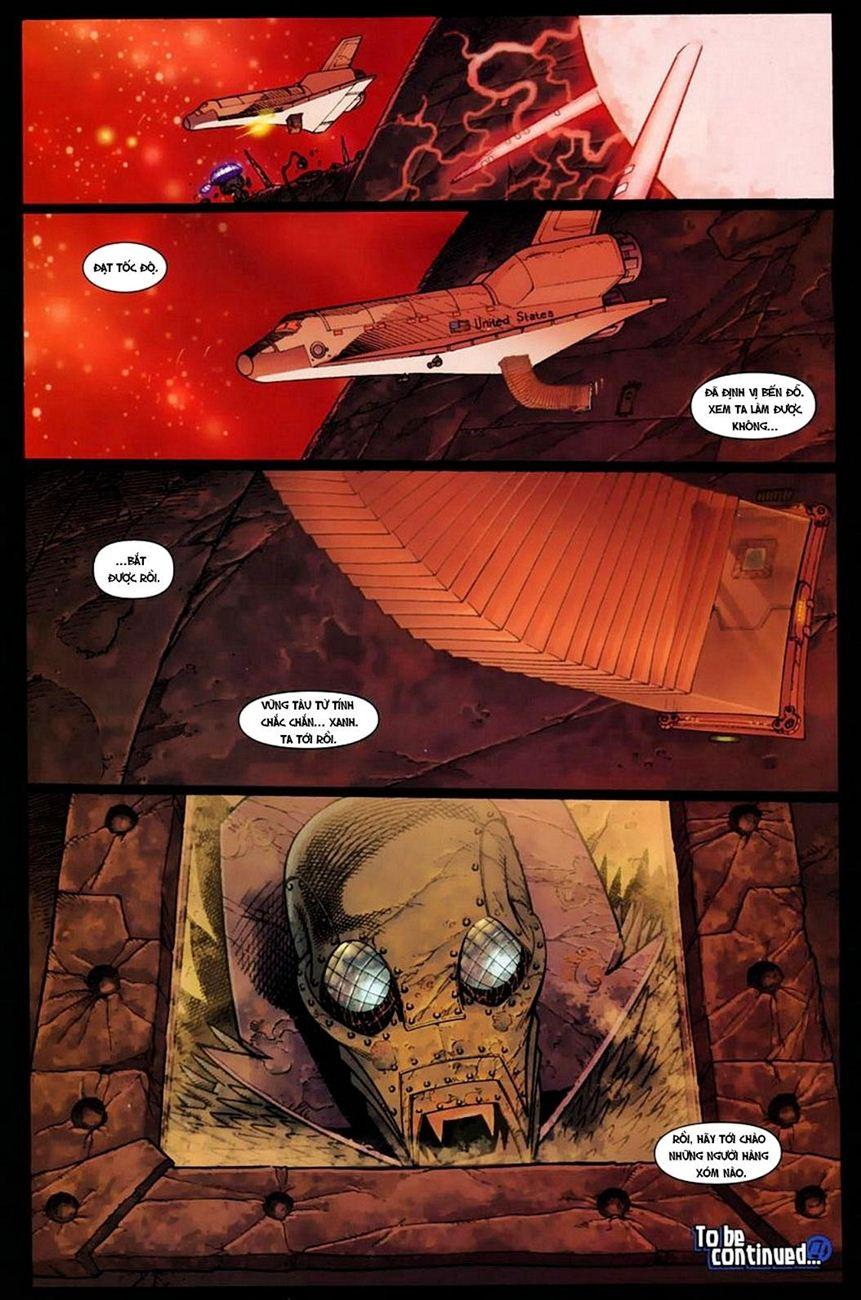 Ultimate Fantastic Four chap 15 - Trang 23