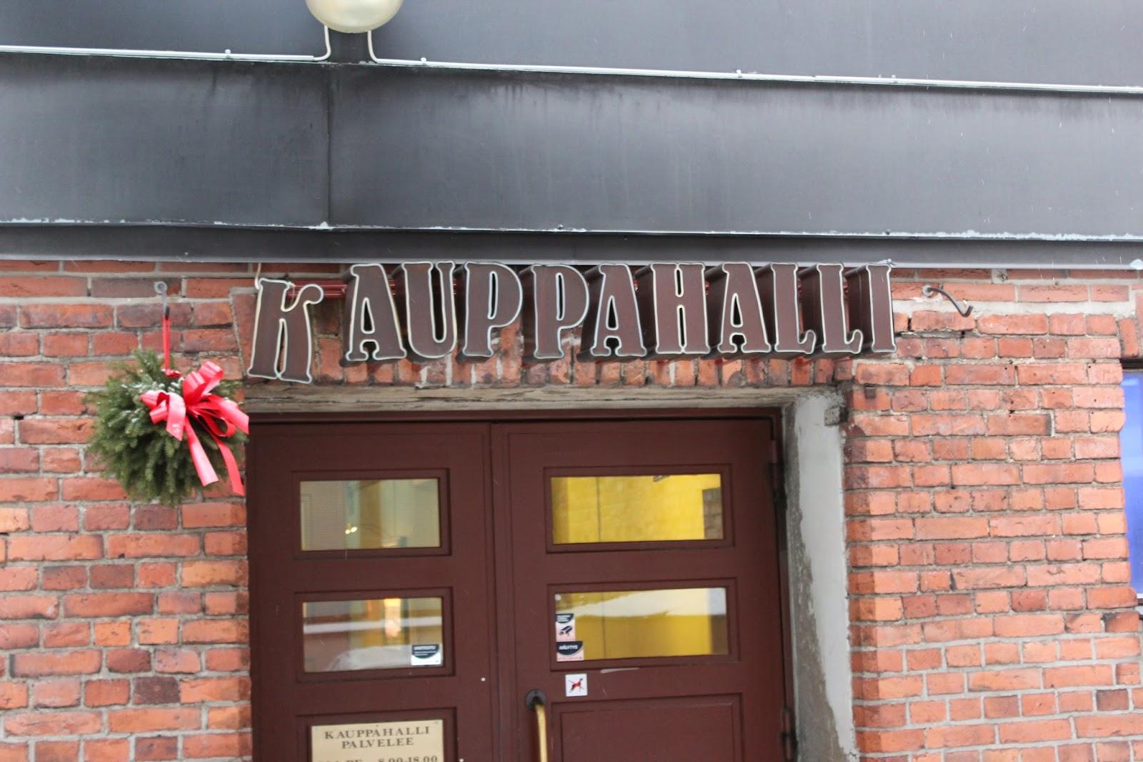 Kauppahalli-Tampere