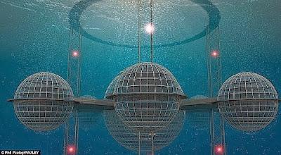 Kota Bawah Laut Masa Depan