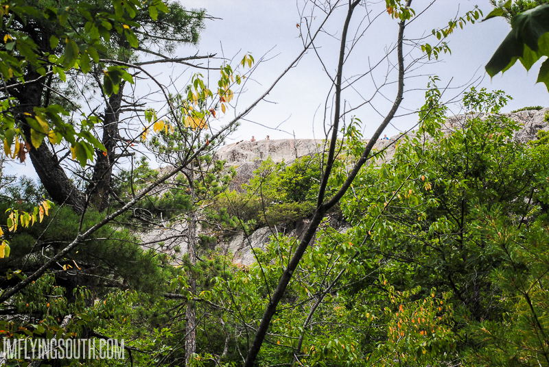 Hiking Hogback Mountain - Marquette Michigan
