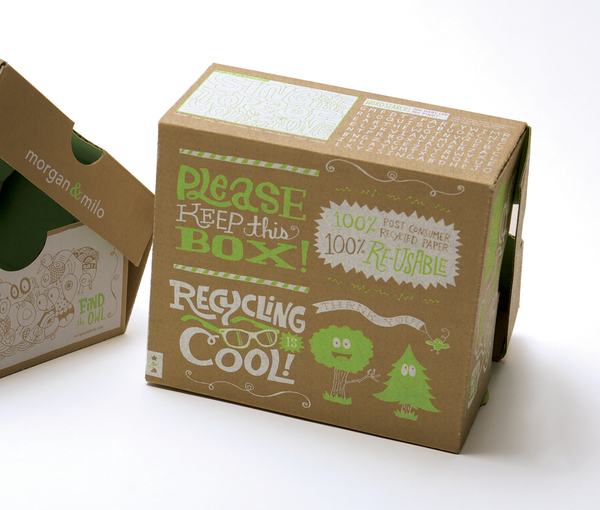 They are covered with puzzles games mazes riddles quotes and fun characters. They are kraft boxes screen printed with white and green.  sc 1 st  Cyberpac Blog - blogger & Cyberpac Blog: Shoe boxes to encourage children to recycle Aboutintivar.Com