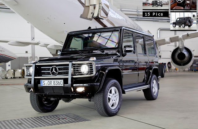 Mercedes benz g class and jeep wrangler unlimited a for Mercedes benz that looks like a jeep