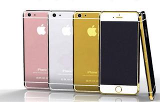 Rumor iPhone6S dengan Kamera 12 MP