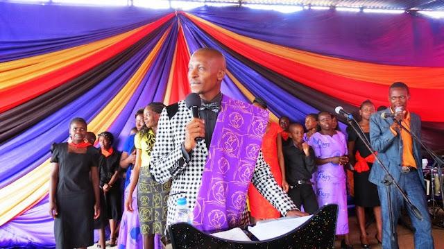 Coach Tarie Celebrates Apostle Sibiya's Milestone Moment.