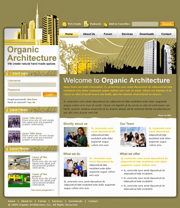 thiết kế web kiến trúc xây dựng giá rẻ