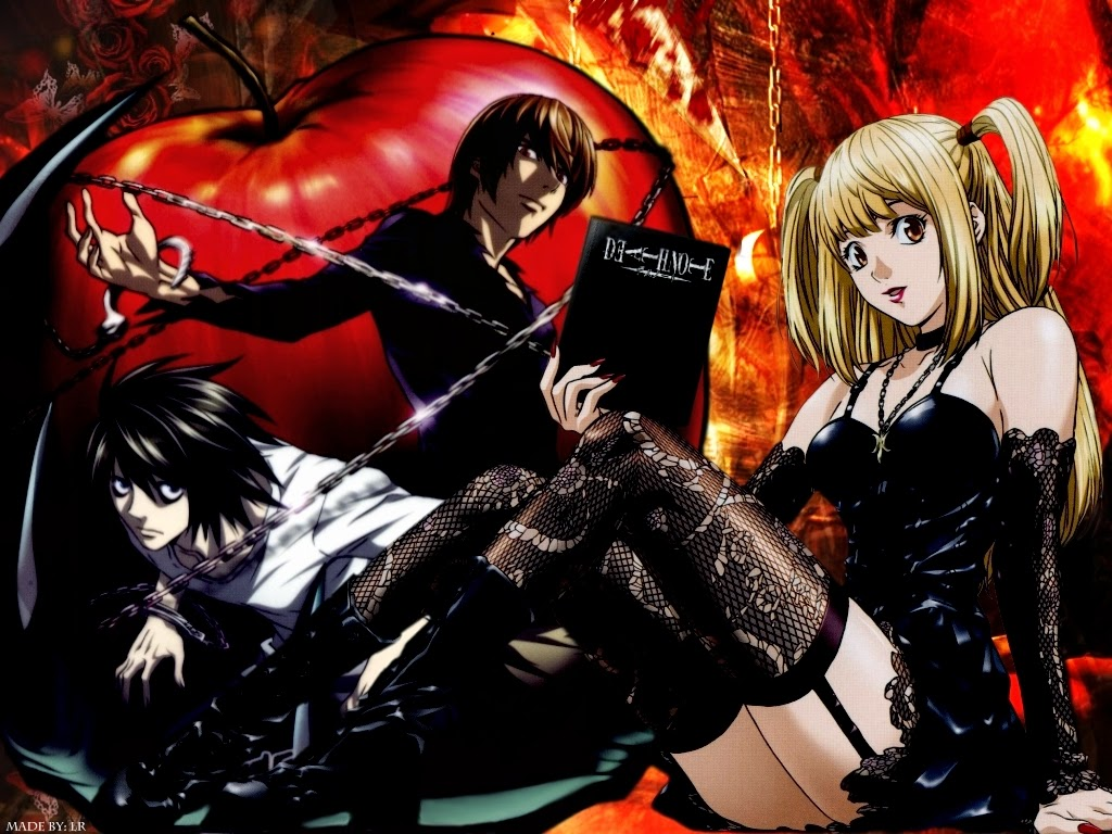Death Note [37/37] [latino/Jap+Subs] [DVD-BOX]