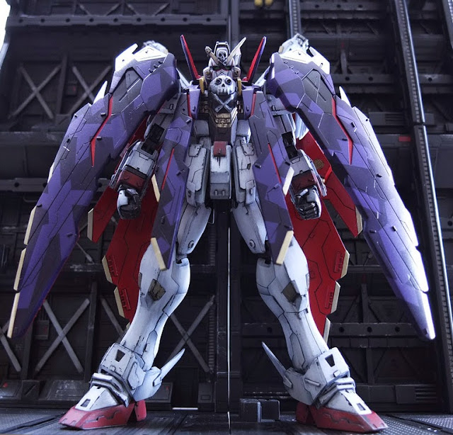 bandai master grade crossbone gundam full cloth