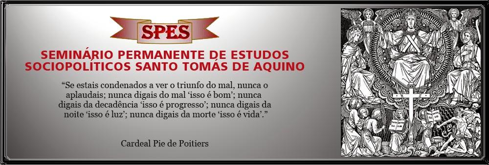 SPES - Santo Tomás de Aquino