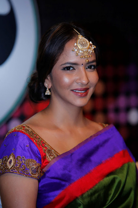 laxmi manchu at dabur vatika event hot images
