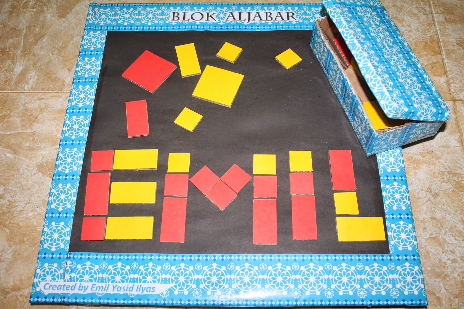 Blok Aljabar Workshop Matematika