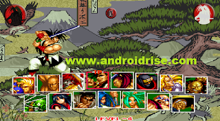 2nd episode SAMURAI SHODOWN II Android