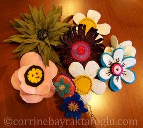 jafagirls flower power project
