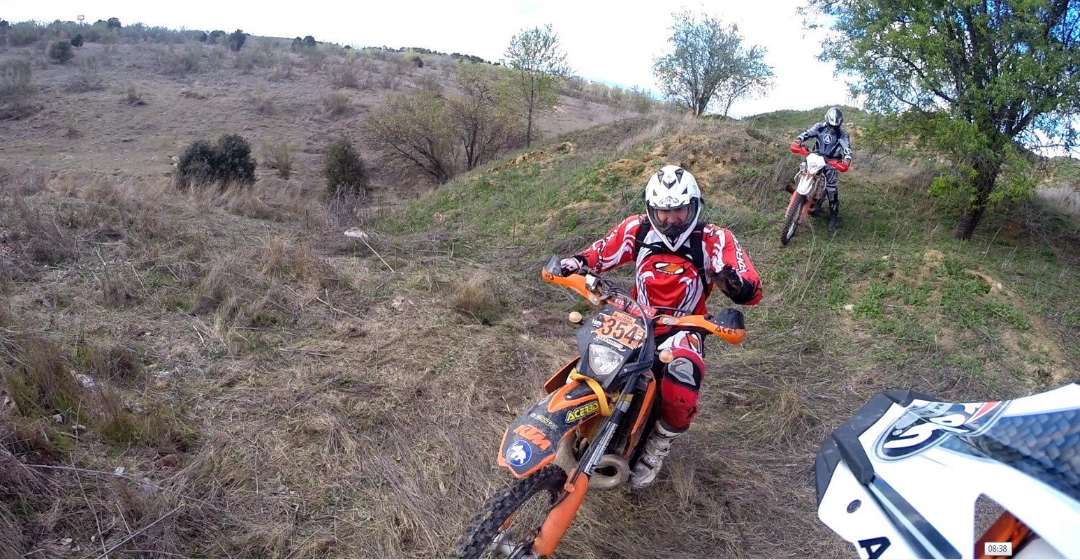 Enduro. One Training Day... again.