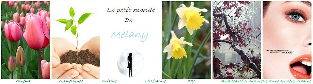 Le petit monde de Melany