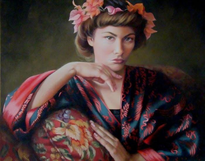 Фигуративный реализм. Christina Ramos