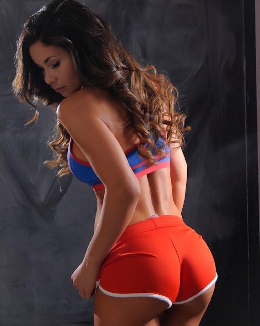 Noelia Rios: Hottest photos
