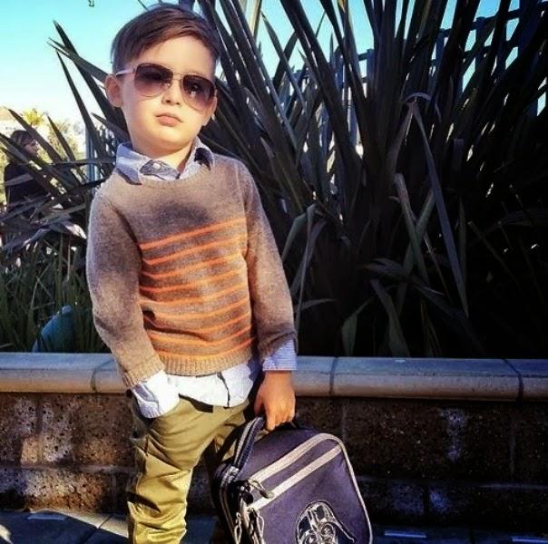 Foto gambar anak laki-laki paling modis dan cool di instagram