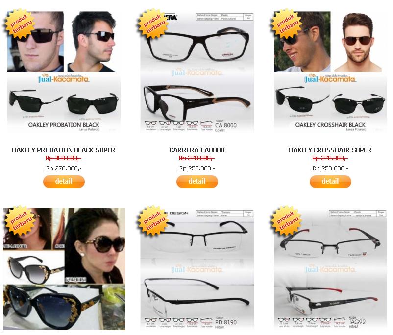 kacamata kw