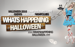 Halloween Events Guide 2016