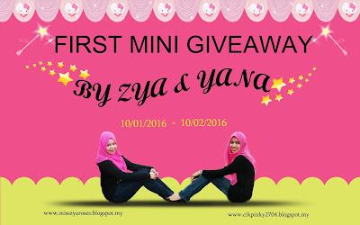first minigiveaway by zya & yana,  misszyaroses, ladyana