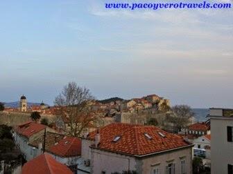 Hoteles y apartamentos de nuestro viaje a Croacia