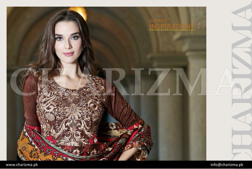Charizma Winter Dress Collection Vol-3