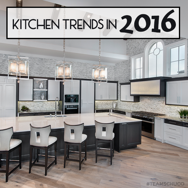Kitchen Remodeling Ideas 2016: Kitchen Decor Trends For 2016