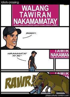 Walang Tawiran Nakamamatay...