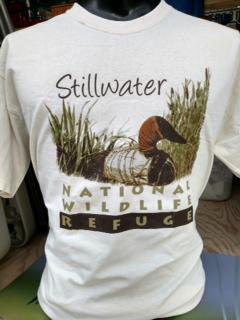 Canvasback Tule Duck Shirt--For Purchase Soon!